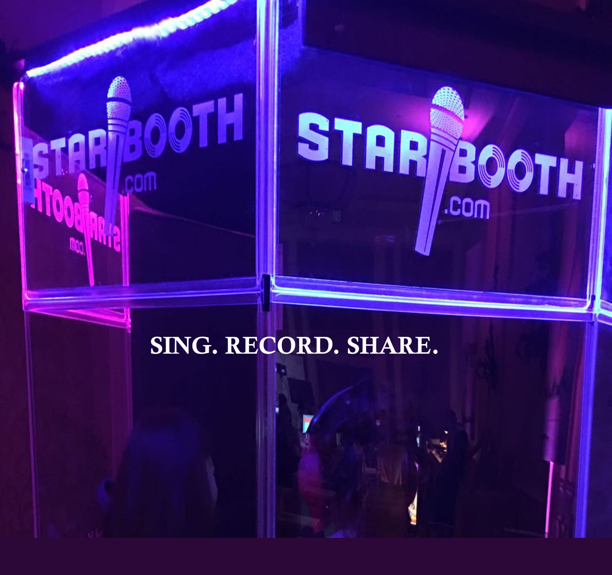 StarBooth  events